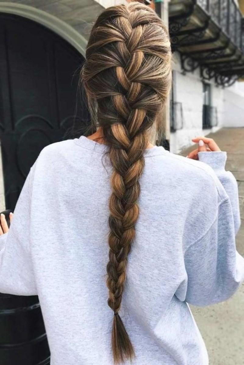image2-32 | Back to School: 37 идей для причесок с косами