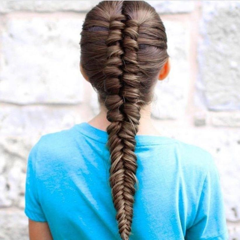 image5-30 | Back to School: 37 идей для причесок с косами