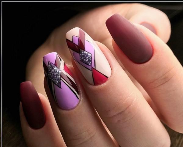 image25-4 | Ногти балерины — 40 лучших идей маникюра
