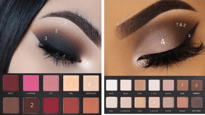 23 идеи макияжа смоки айс пошагово