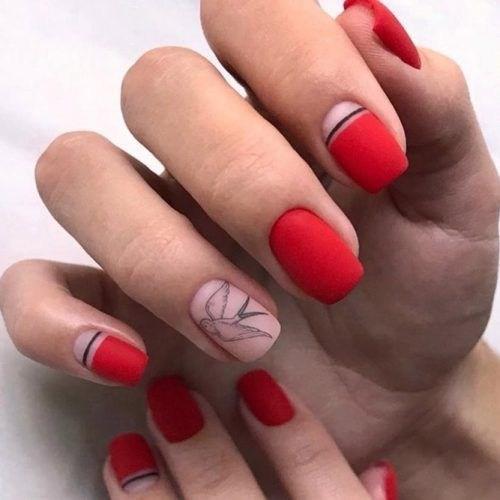 image12-9 | 39 обворожительных идей дизайна ногтей на предстоящую весну