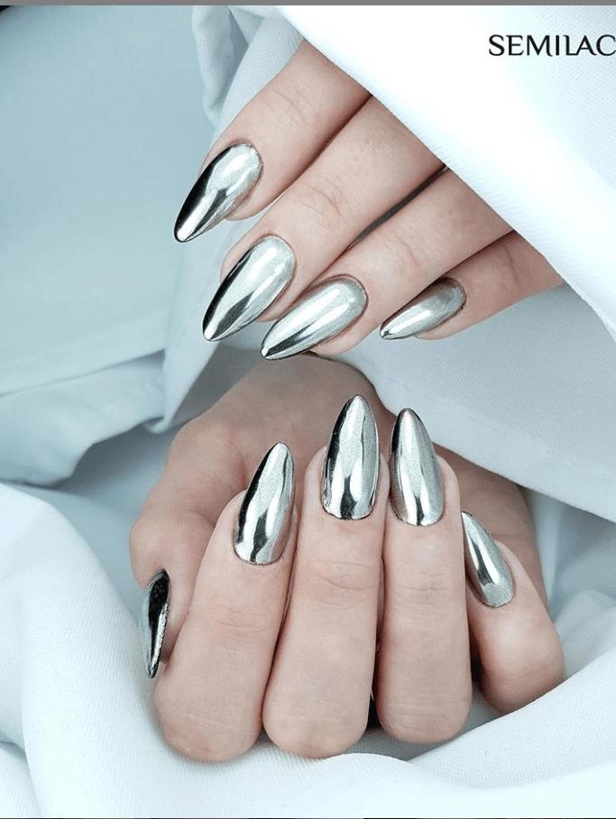 image14-2 | Модные идеи дизайна на овальные ногти