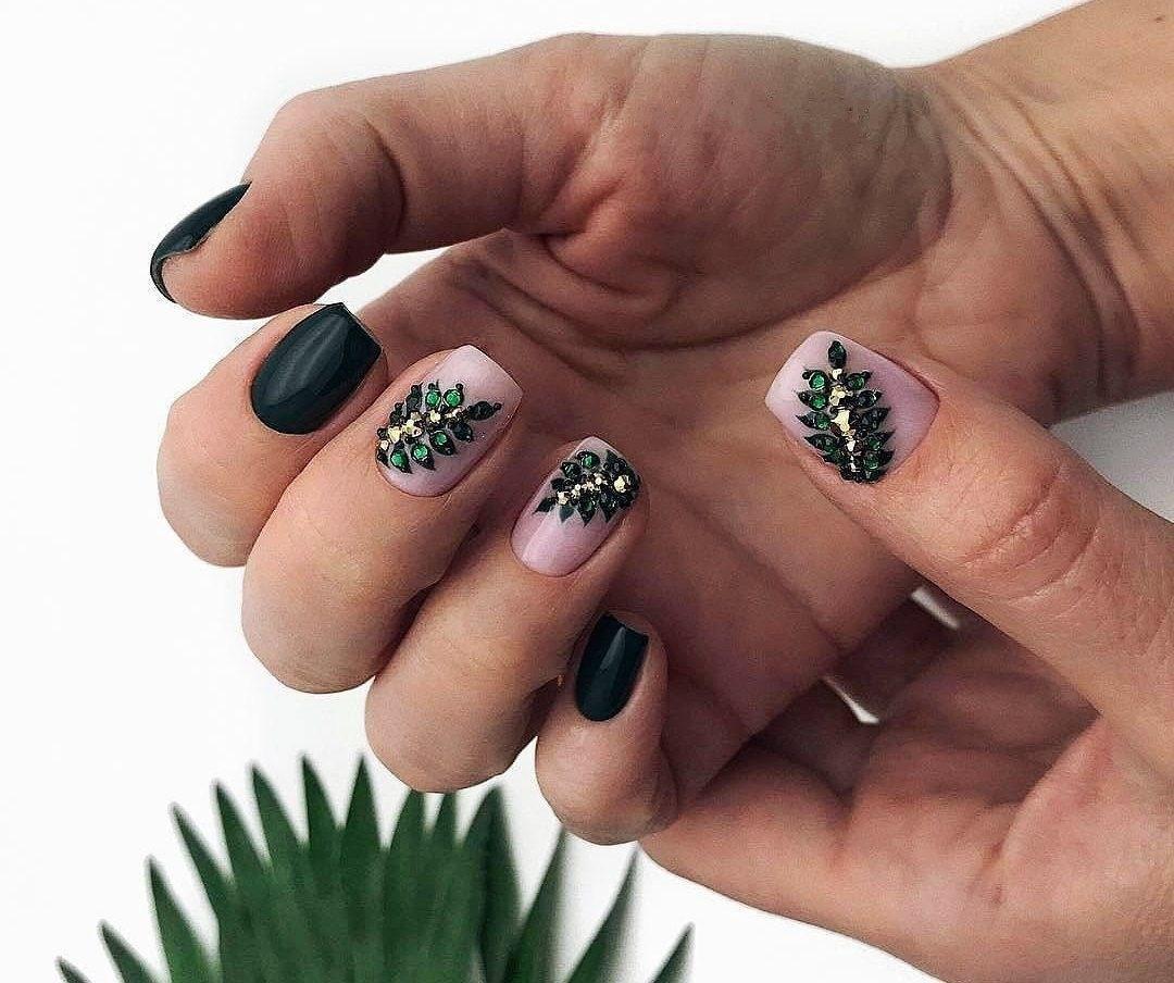image16-10 | 39 обворожительных идей дизайна ногтей на предстоящую весну