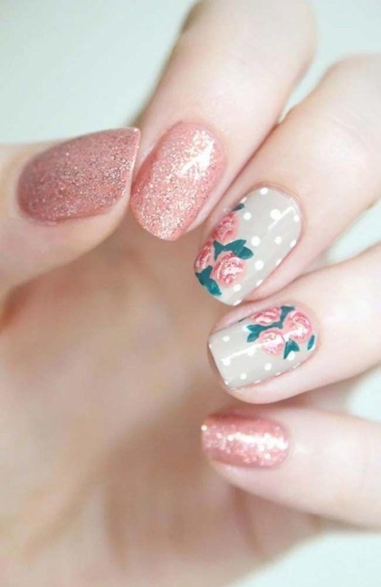 image19-9 | 39 обворожительных идей дизайна ногтей на предстоящую весну
