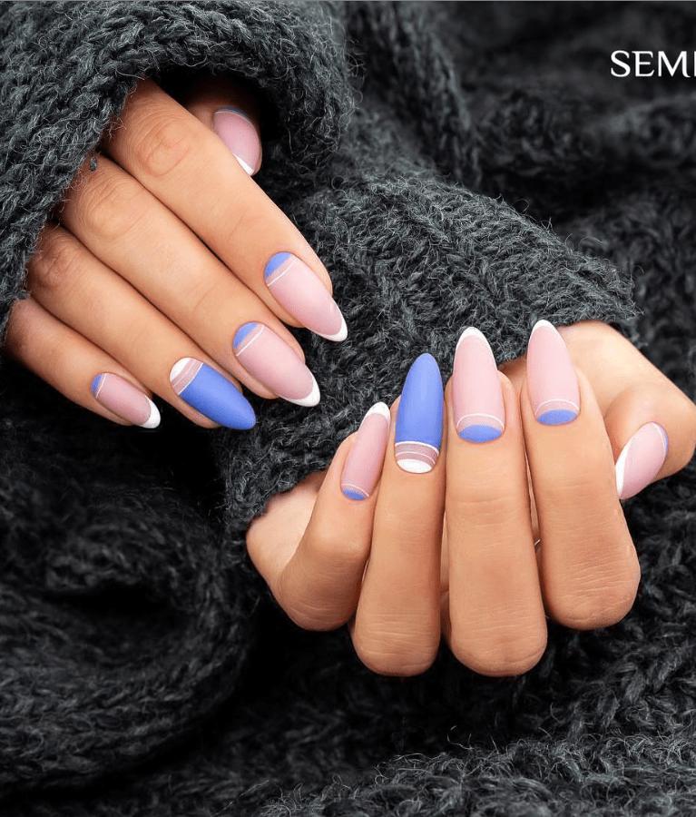 image2-2 | Модные идеи дизайна на овальные ногти