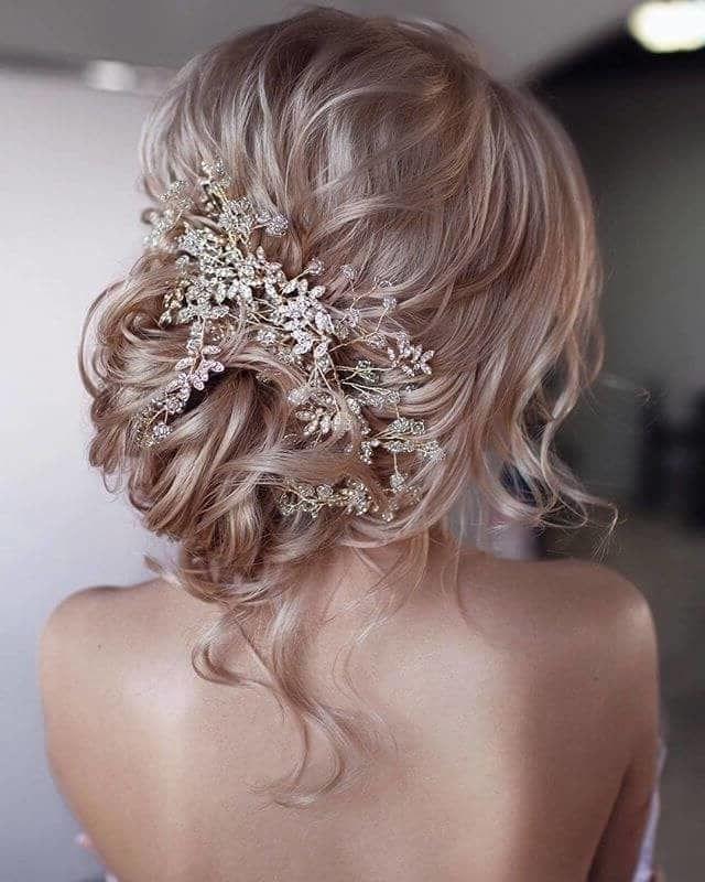 image28-11 | 39 элегантных свадебных причесок