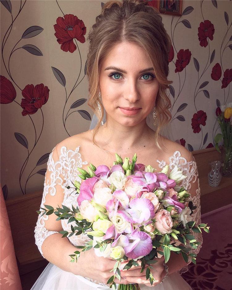 image9-2   70+ свадебных причесок 2019