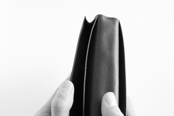 お金がないときにどうすればいいの
