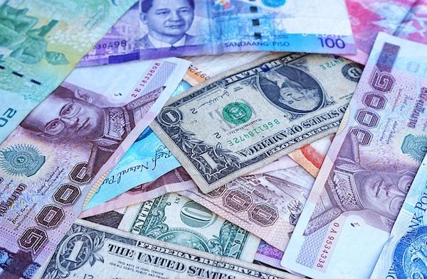 金の価値は世界共通