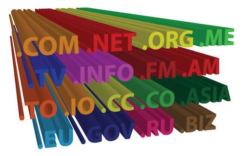 comやnetは何を意味するのか