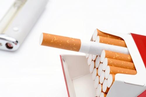 タバコ売り場の店員は比較的楽に長く続けられる仕事