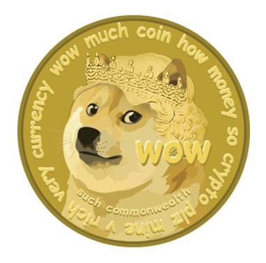 Dogecoinが密かに人気