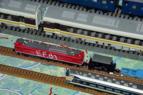 鉄道模型などには根強い人気がある