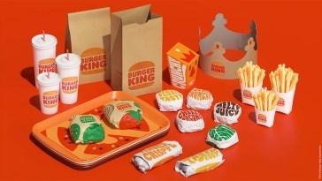 Nuevo logotipo de Burger King en más de dos décadas
