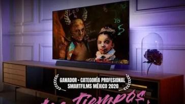 'Los Tiempos Futuros', el corto ganador de SmartFilms México se transmitirá por TNT Latam y Canal Once