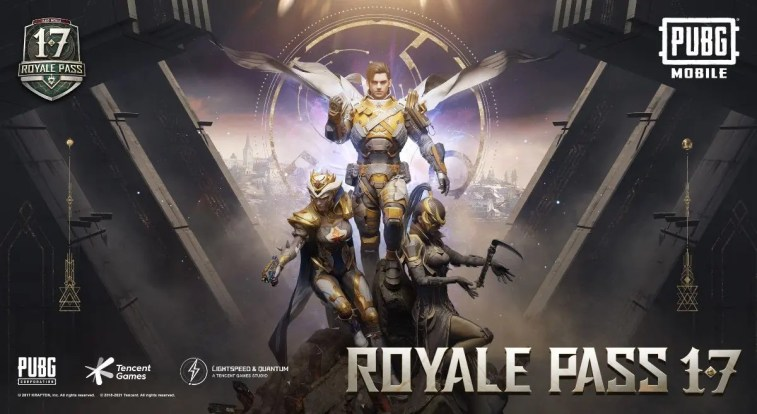 """El Royale Pass Temporada 17 de PUBG MOBILE invoca recompensas místicas con su nueva temática de """"Poder Rúnico"""""""