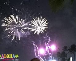ヒルトンの花火TOP画像