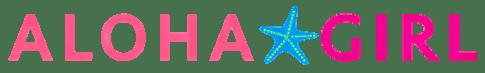 アロハガールのロゴ