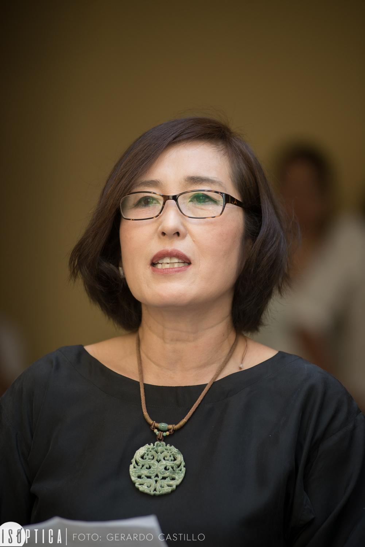 "Anna Kim presenta ""Los Colores de Corea"" dentro del FIC"