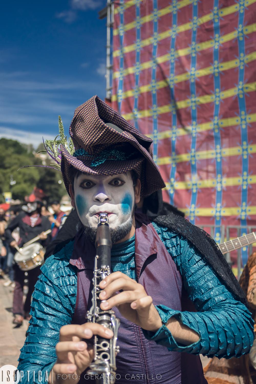 """""""La Alternativa"""" cierra el XLIV FIC con las bandas tapatias."""