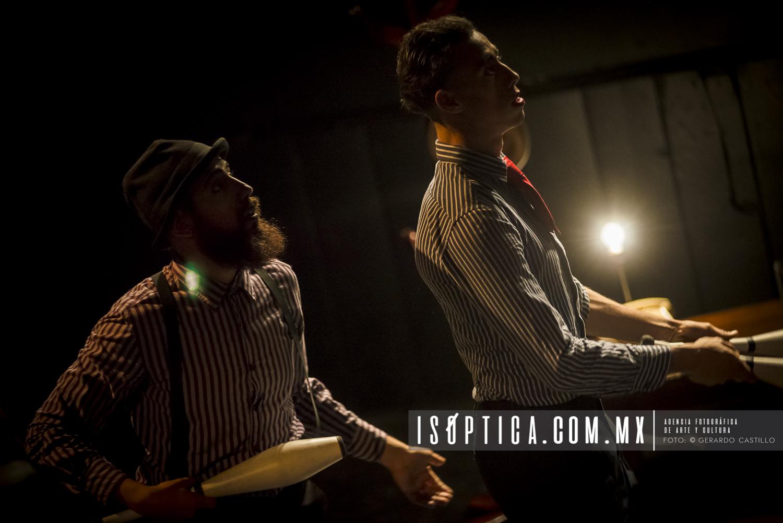 """Presentan """"Tempo"""" de la cía Fuoco Di Strada en el II Festiv"""
