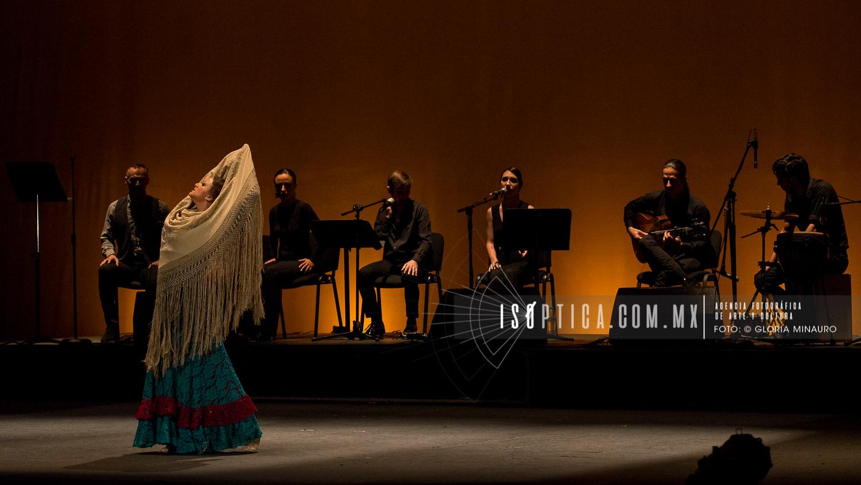 Trilogía Lorquiana, Caña y Candela Pura, 30 Aniversario, Lourdes Lecona