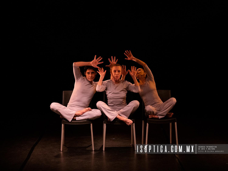 Se presentó en los Talleres de Coyoacán, Nemian Danza Escénica