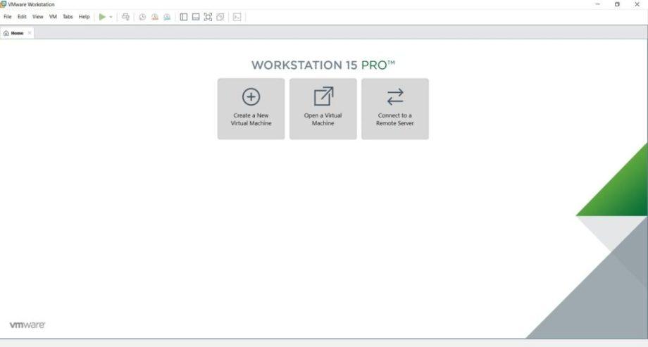 VMware Workstation 15 Pro download