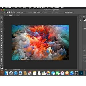 Adobe Photoshop CC 2018 free Download for Mac OS (Full Version) 2