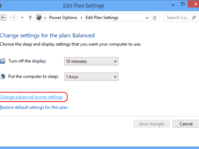 Four ways to prevent Windows 10 sleep mode
