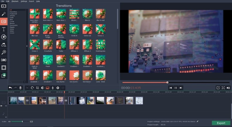 What are the top free video editing software for Windows 10