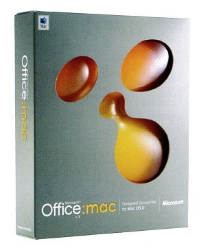 Download Microsoft Office v.X for Mac 1