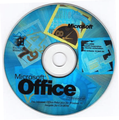 Microsoft Office 95 Professional Download for Free 1