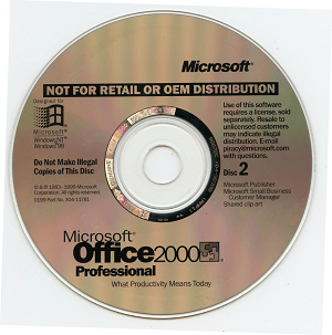 Microsoft Office 2000 Professional Download for free 1