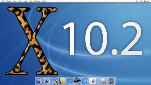 Where can you download Mac OS X 10.2 Jaguar