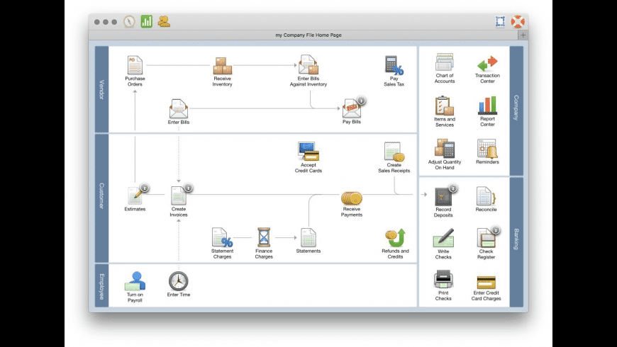 Download QuickBooks for Mac for free