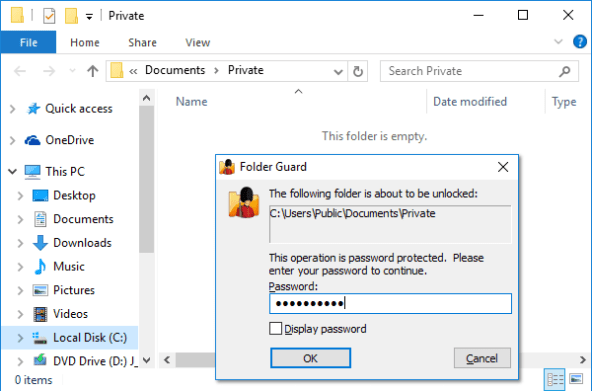 If are you looking for Folder Guard 2020 for Windows free download