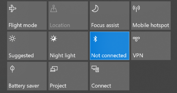 Why is Windows 10 unable to connect to my Bluetooth speaker