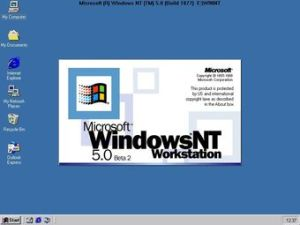 Download Windows NT 5.0 Workstation ISO directly for free 2