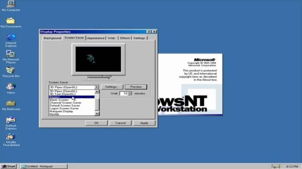 Where can you download Windows NT 5.0 Workstation ISO