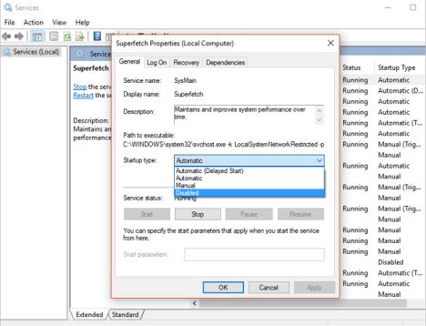 What is Service Host Superfetch? Fix its high CPU