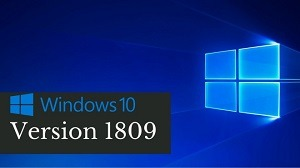 Windows 10 1809 Download full version for free 1
