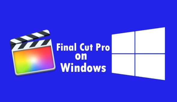 Is there any way to install Final Cut Pro 10.4 on Windows 10