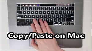 How to Copy and Paste on Mac Complete Guide in 2020