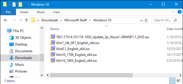ISO Files (What They Are & How to Open or Use One)