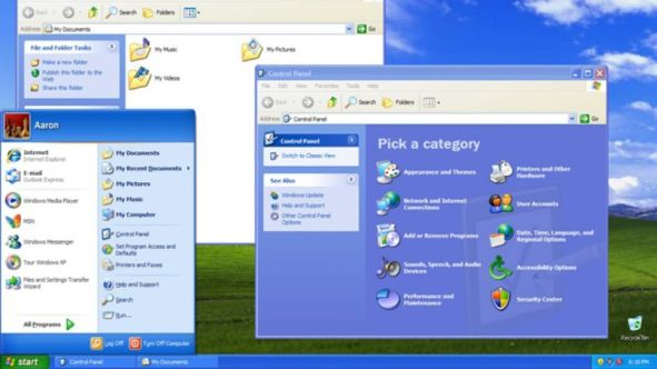Download Windows XP ISO for free with 32 and 64 bit