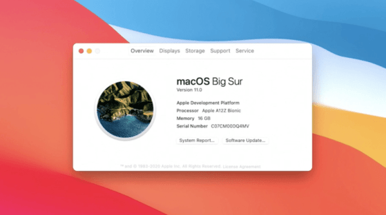 How to download Mac OS Big Sur ISO Image for free