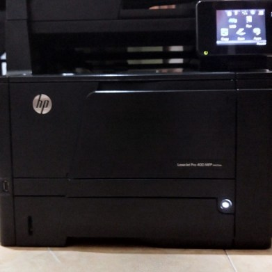 Download HP Laserjet Pro 400 MFP M425dn Driver for free 1