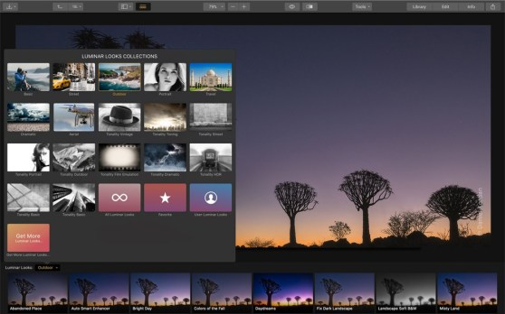 You can download Luminar 3.0 for free