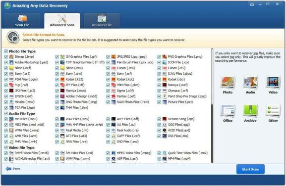 Any Data Recovery Free Download - Full Version for free 1